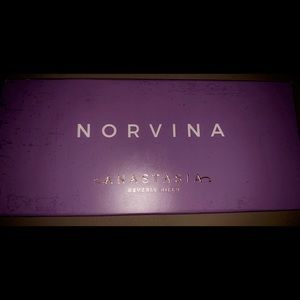 Anastasia Beverly Hills Norvina Eye Shadow Pallet